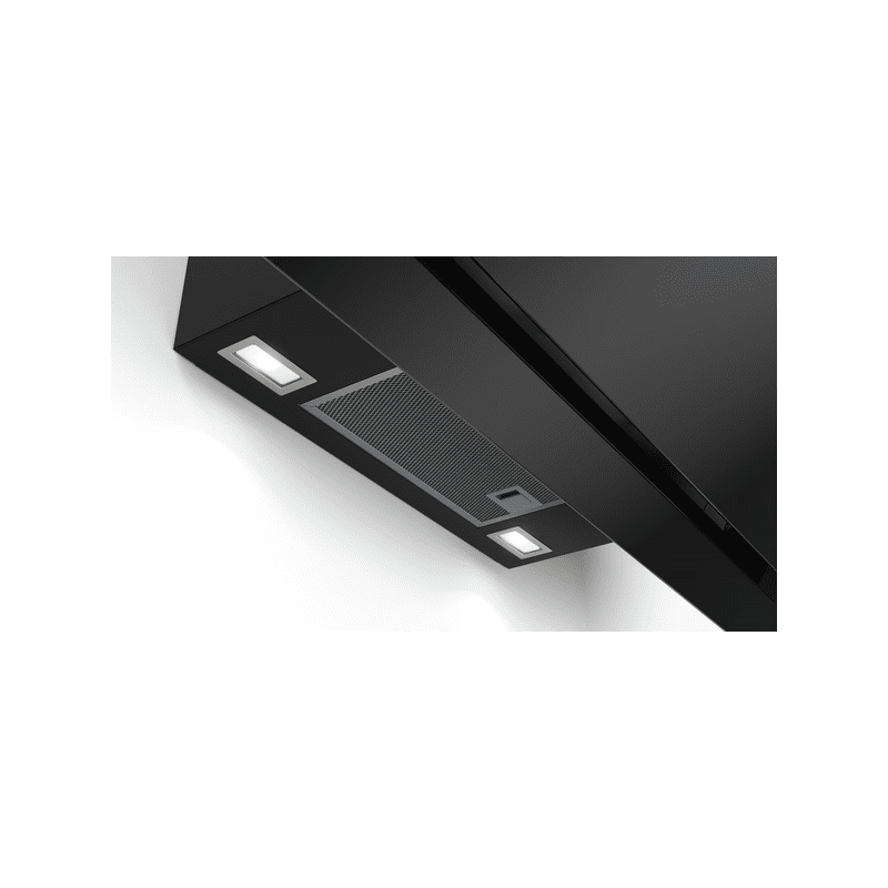 Bosch H928xW890xD499 Angled Glass Hood - Black additional image 2