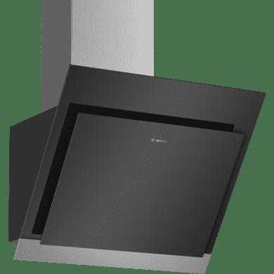 Bosch H929xW590xD499 Angled Glass Hood - Black
