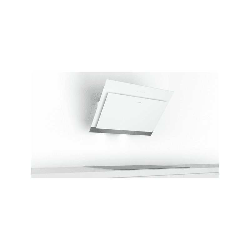 Bosch H929xW890xD499 Angled Glass Hood - White additional image 6