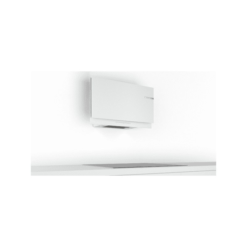 Bosch H969xW890xD263 Flat Glass Chimney Cooker Hood - White additional image 5