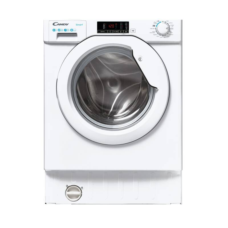 Candy H820xW600xD525 Integrated Washing Machine (8kg) primary image