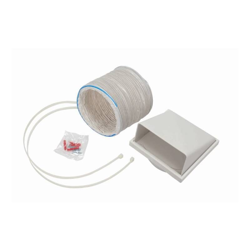 CDA 150mm x 1m Round Hose Ducting Kit primary image