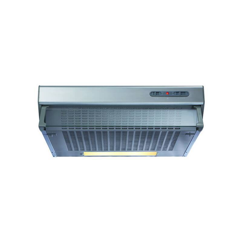 CDA H113xW600xD470 Conventional Integrated Cooker Hood - Stainless Steel additional image 1