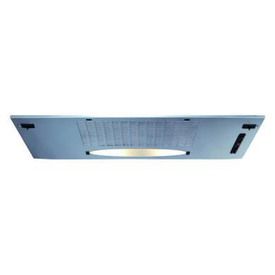 CDA H148xW705xD282 Canopy Hood - Silver