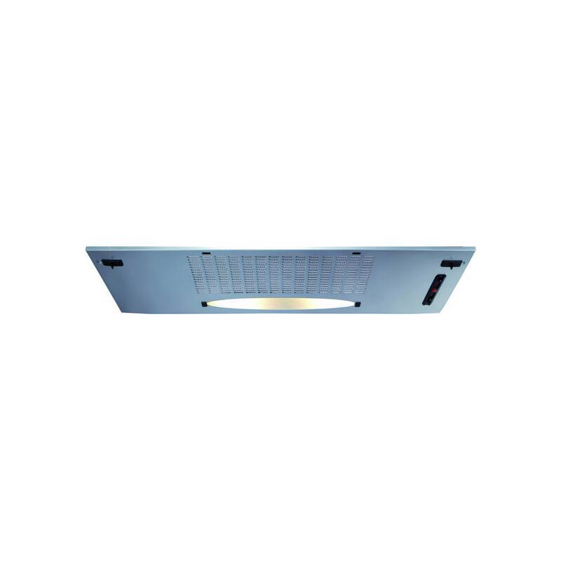 CDA H148xW705xD282 Canopy Hood - Silver primary image