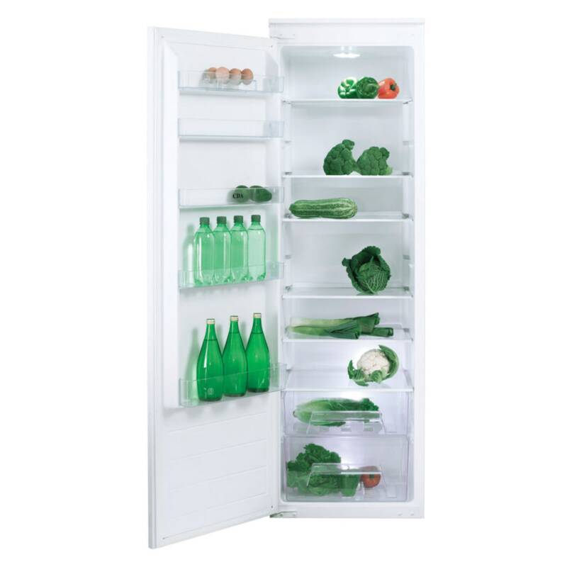 CDA H1683xW540xD545 Integrated Tower Fridge primary image