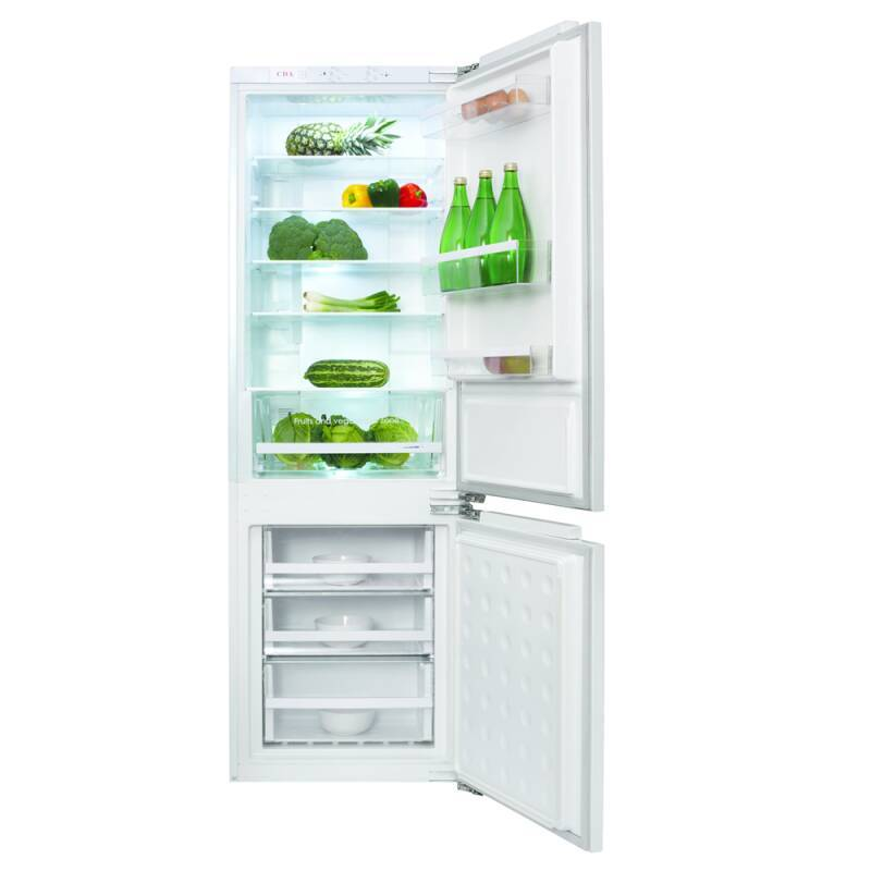CDA H1770xW555xD540 70/30 Integrated Fridge Freezer (Frost Free) primary image