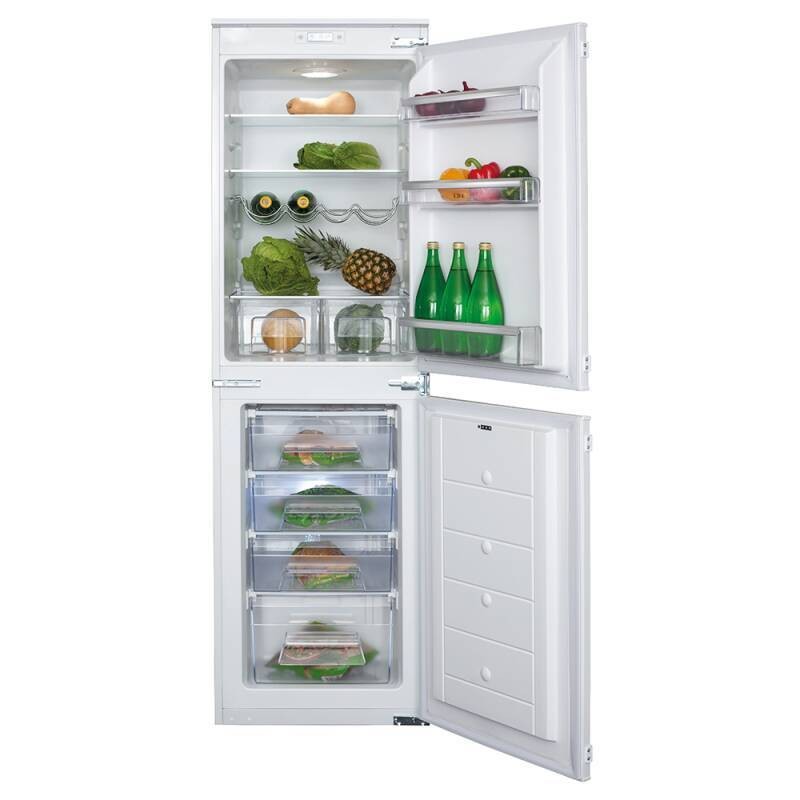 CDA H1772xW540xD540 50/50 Integrated Fridge Freezer primary image