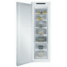 CDA H1772xW540xD540 Integrated Frost Free Tower Freezer