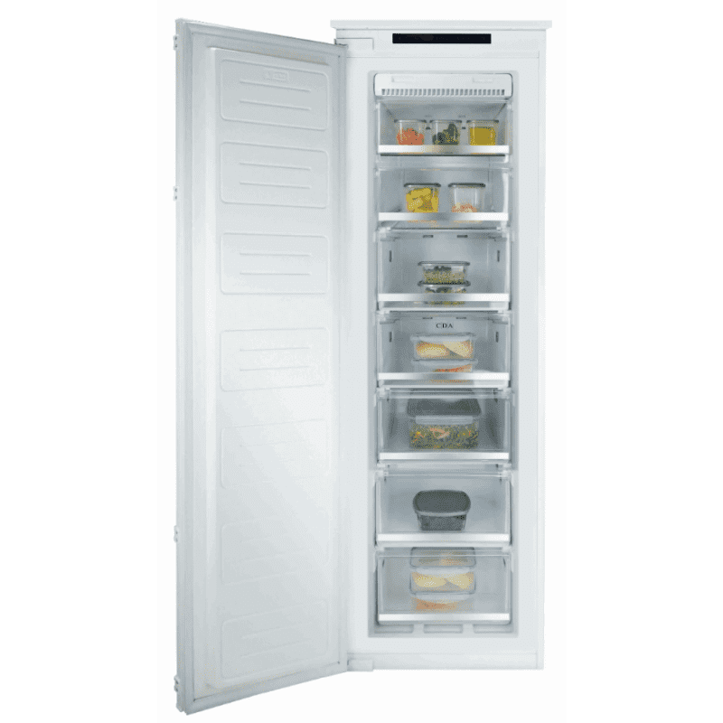 CDA H1772xW540xD540 Integrated Frost Free Tower Freezer primary image