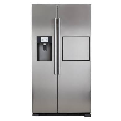 CDA H1820xW908xD690 Side by side American style fridge freezer