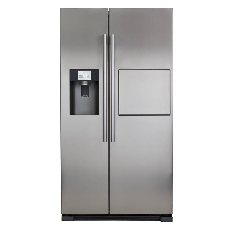 CDA H1820xW908xD690 Side by side American style fridge freezer primary image