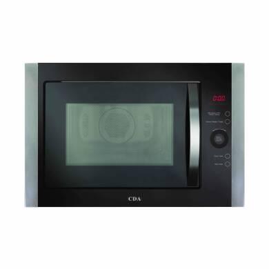 CDA H388xW594xD470 Compact Combi-Microwave