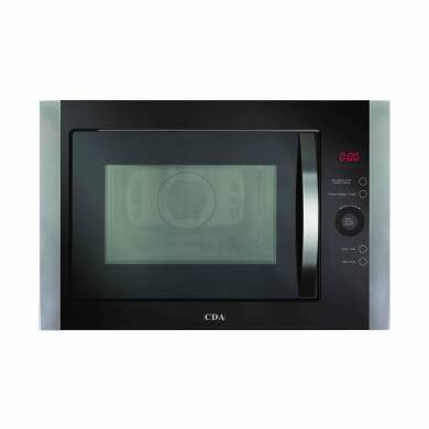 CDA H388xW594xD470 Compact Combi-Microwave - Stainless Steel