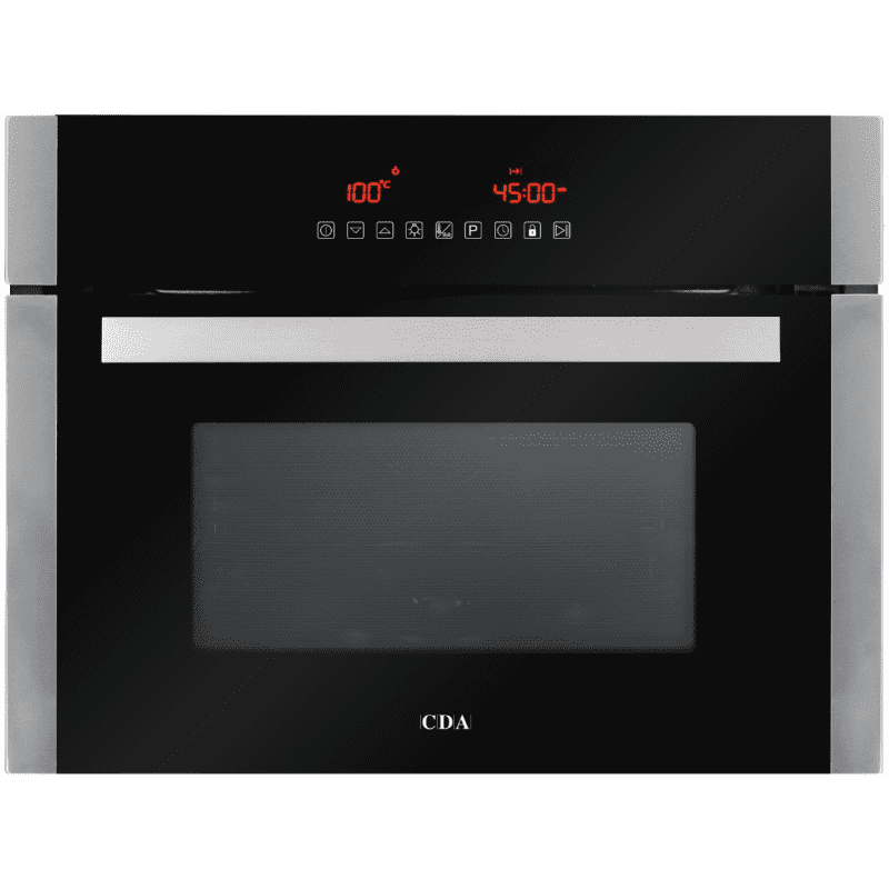 CDA H445xW597xD578 Compact Microwave Oven with Grill primary image