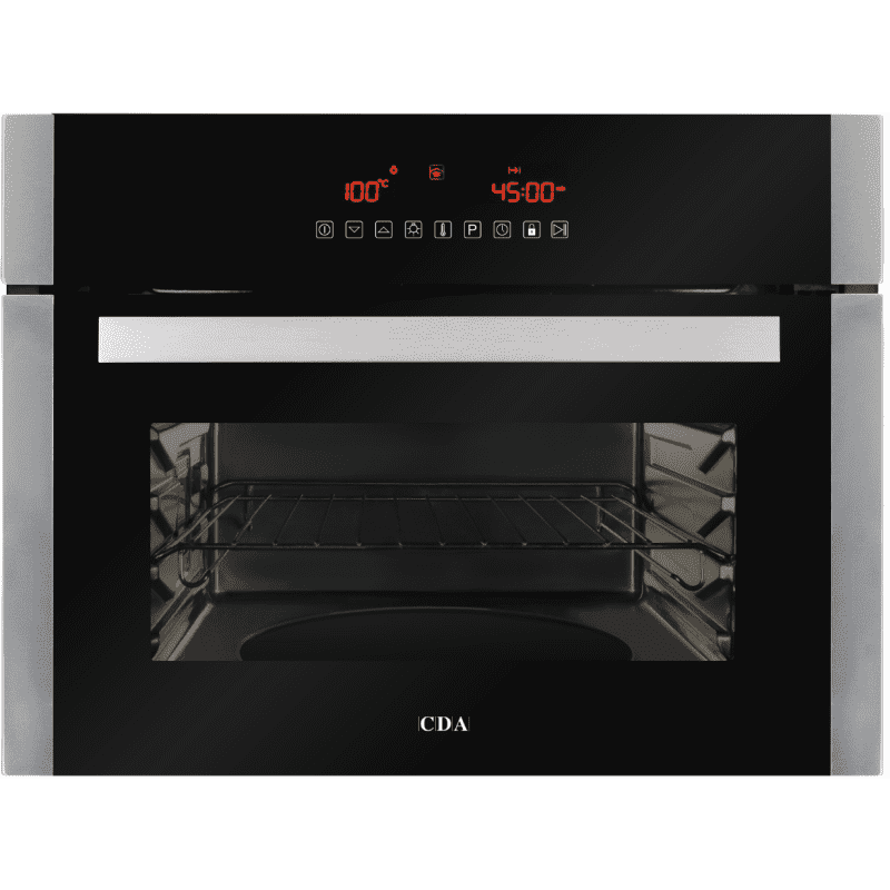 CDA H445xW597xD578 Compact Steam Oven with Grill primary image