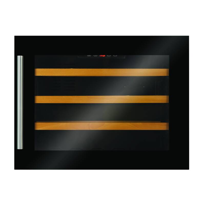 CDA H455xW590xD545 Integrated Compact Wine Cooler - Black primary image
