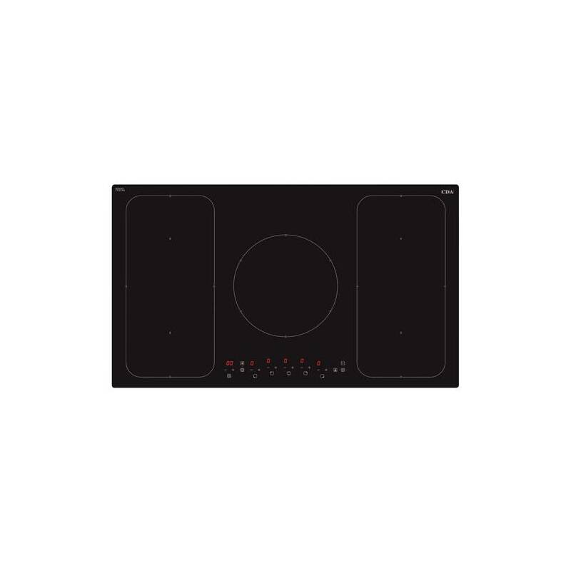 CDA H51xW870xD518 5 Zone Bridged Induction Hob primary image