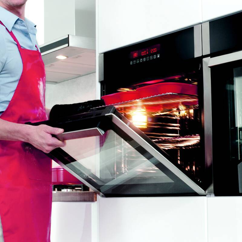 CDA H595xW595xD567 Single Multi-Function Oven - Stainless Steel additional image 4
