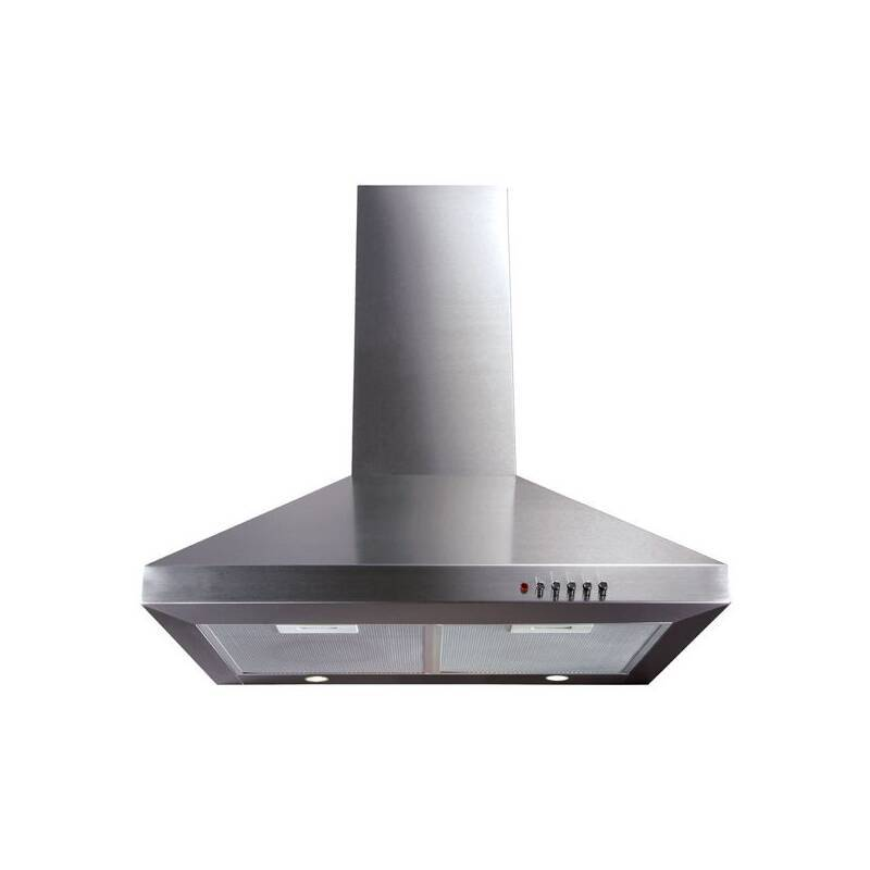 CDA H720xW600xD500 Chimney Cooker Hood - Stainless Steel primary image