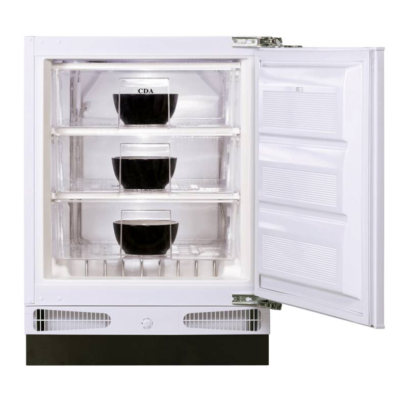 CDA H819xW595xD548 Built-Under Freezer primary image