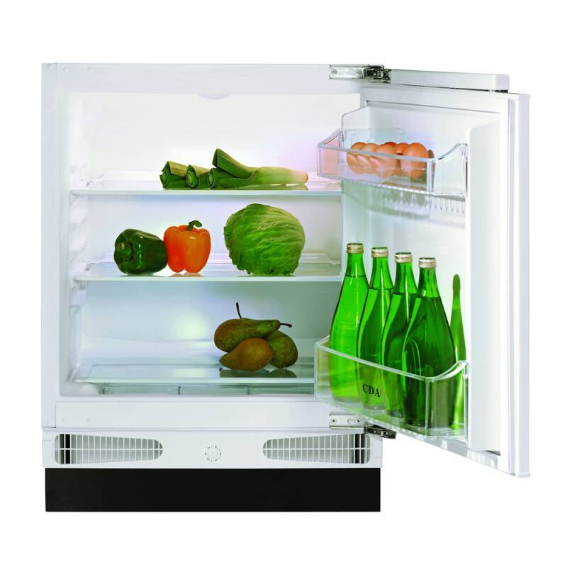 CDA H819xW595xD548 Built-Under Integrated Fridge primary image