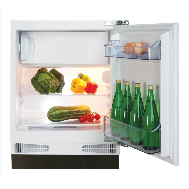 CDA H819xW595xD550 Built-Under Integrated Fridge With Ice Box primary image
