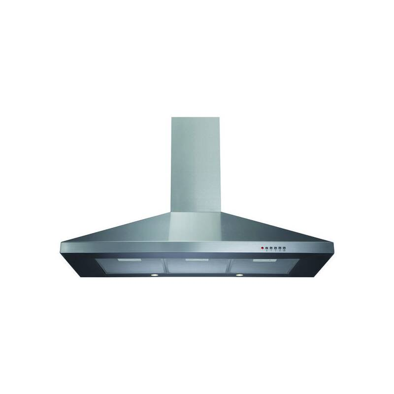 CDA H820xW1000xD500 Chimney Cooker Hood - Stainless Steel primary image