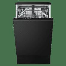 CDA H820xW448xD550 Integrated Slimline Dishwasher