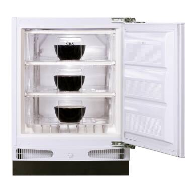 CDA H820xW595xD548 Built-Under Integrated Freezer