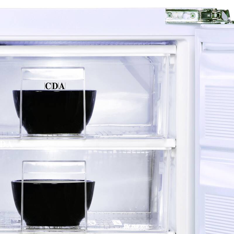 CDA H820xW595xD548 Built-Under Integrated Freezer additional image 1