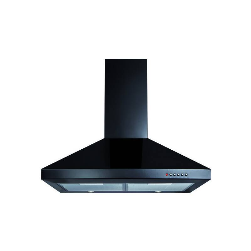 CDA H820xW700xD500 Chimney Cooker Hood - Black primary image