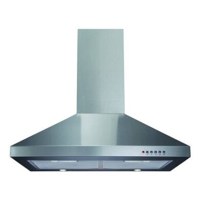CDA H820xW700xD500 Chimney Cooker Hood - Stainless Steel
