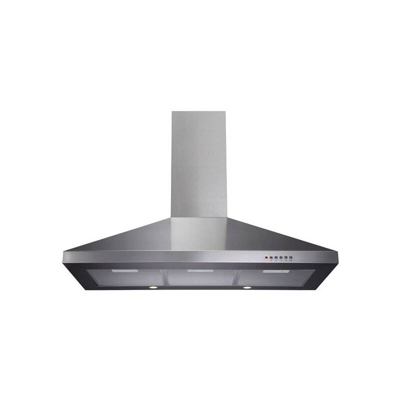 CDA H820xW900xD500 Chimney Cooker Hood - Stainless Steel primary image