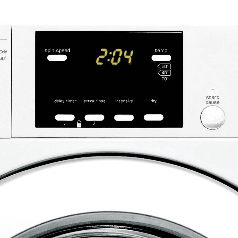 CDA H825xW595xD520 Fully Integrated Condenser Washer Dryer (6kg) additional image 1