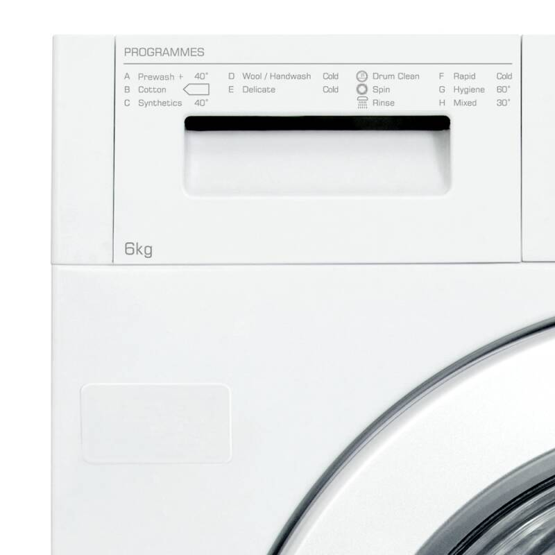 CDA H825xW595xD535 Fully Integrated Washer (6kg) additional image 2