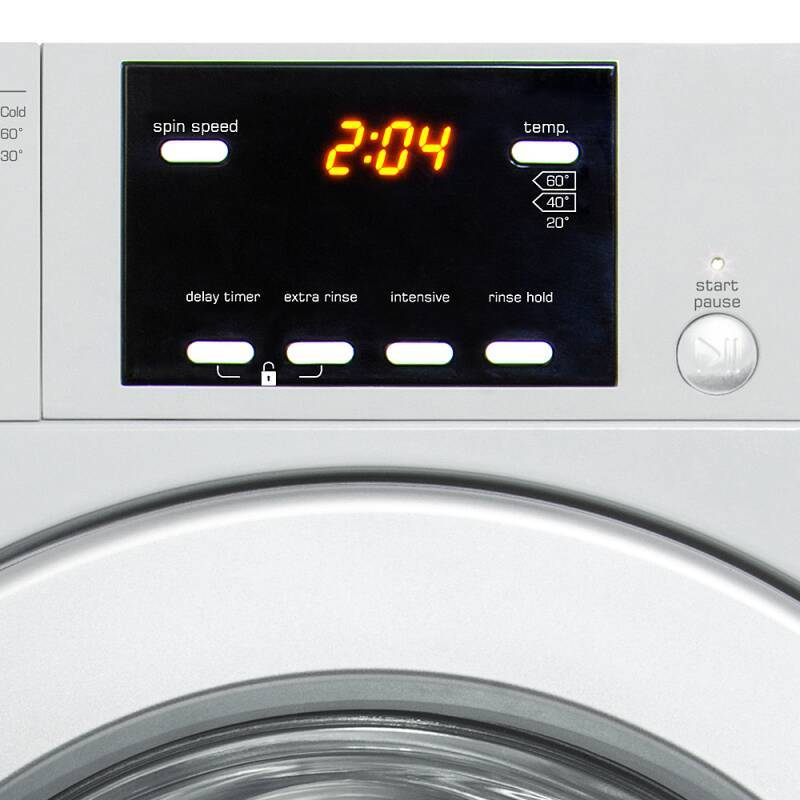 CDA H825xW595xD535 Fully Integrated Washer (6kg) additional image 3