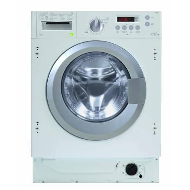 CDA H825xW595xD540 Fully Integrated Washer (8kg)