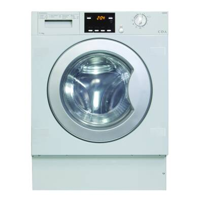 CDA H830xW596xD520 Fully Integrated Condenser Washer Dryer