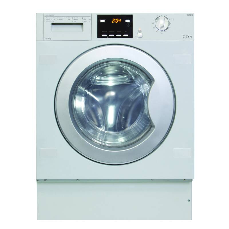 CDA H830xW596xD520 Fully Integrated Condenser Washer Dryer primary image