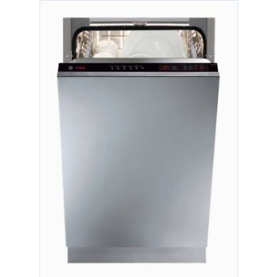 CDA H870xW448xD570 Integrated Slimline Dishwasher