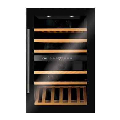 CDA H884xW590xD563 Integrated Wine Cooler