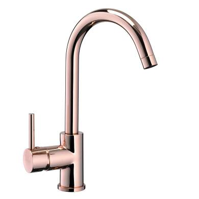 Della Tap Rose Gold - High Pressure Only