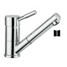 Eos Pull-Out Tap Chrome - High Pressure Only
