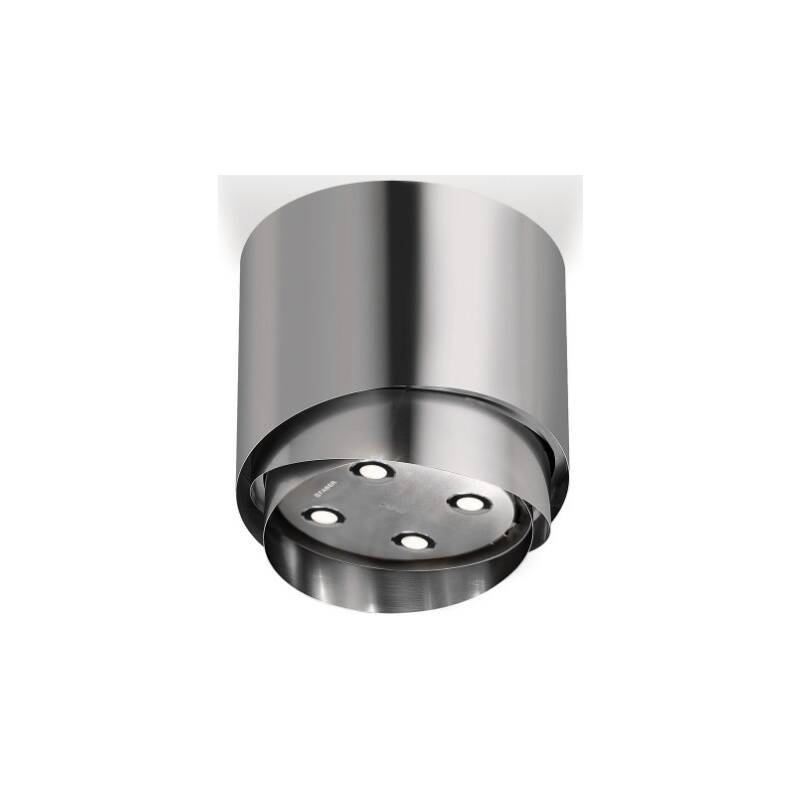 Faber H1089xW500xD500 Pareo Island Hood - Stainless Steel additional image 1