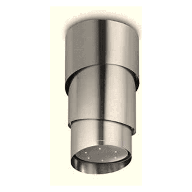 Faber H1089xW500xD500 Pareo Plus Island Hood - Stainless Steel
