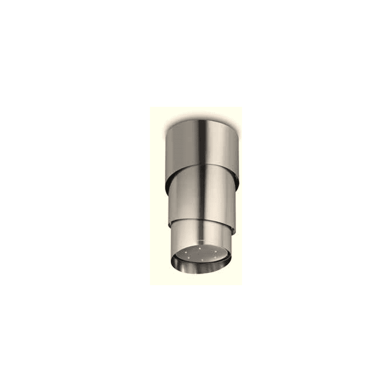Faber H1089xW500xD500 Pareo Plus Island Hood - Stainless Steel primary image