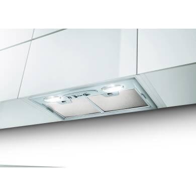 Faber H174xW522xD284 Inca Smart C GR Canopy Hood - Light Grey