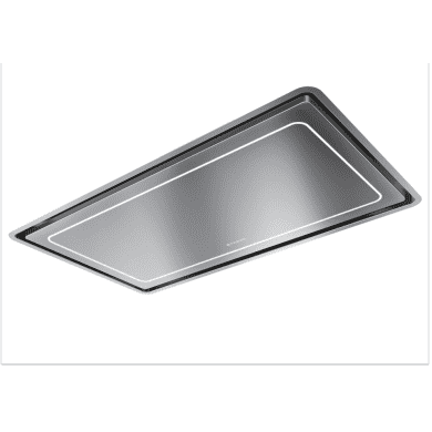 Faber H188xW908xD473 High Light Ceiling Hood - Stainless Steel