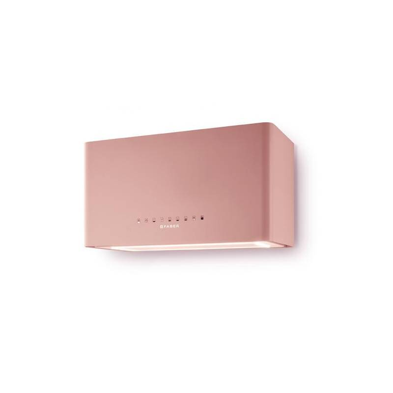 Faber H320xW598xD400 Thalia Wall-mounted Cooker Hood - Cameo Pink primary image